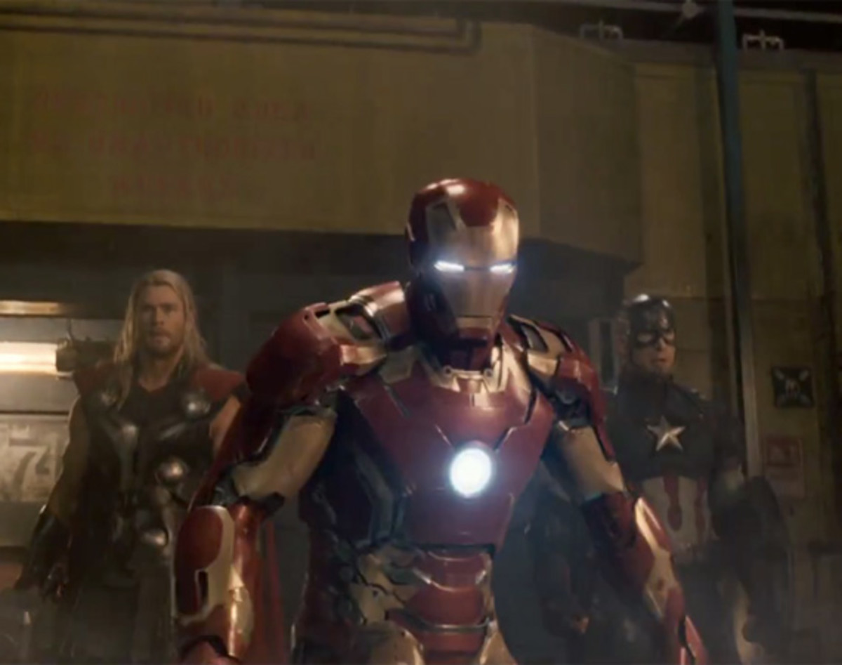 "Watch the Awesome New Trailer for ""Avengers: Age of Ultron"""