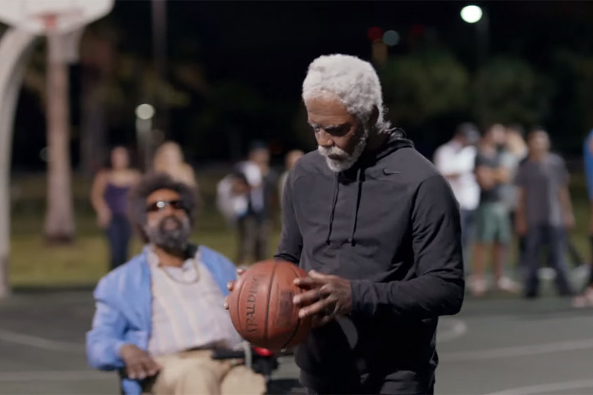 28917ddc3af6 Kyrie Irving Stars as Uncle Drew in Pepsi s