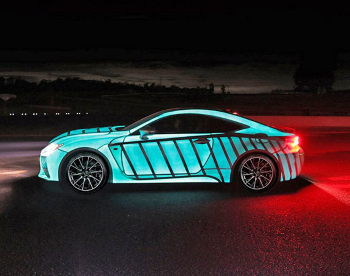 Lexus Creates the World\'s First Car With a Heartbeat - Freshness Mag
