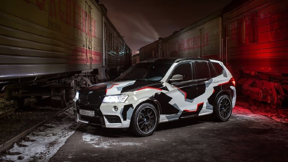 A 510hp Bmw X3 M50d Is Ready To Drift Freshness Mag