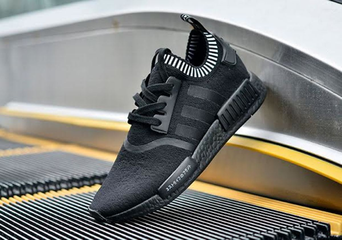 158c386172fd Black Boost Arrives on This Upcoming adidas NMD Runner - Freshness Mag