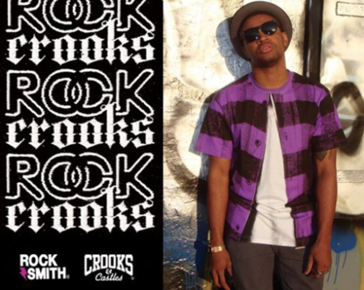 Crooks & Castles x ROCKSMITH - Lumberjack Collection - 1