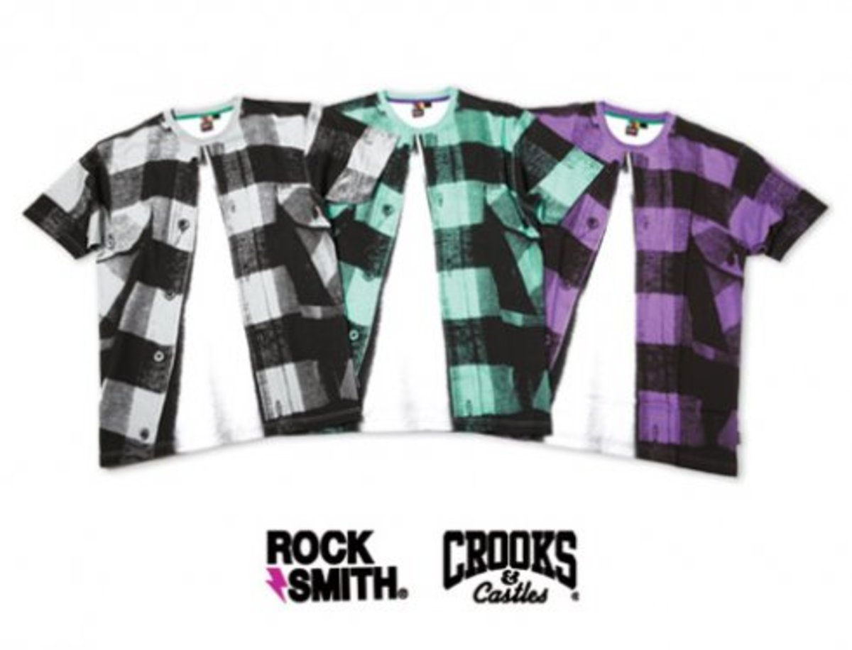Crooks & Castles x ROCKSMITH - Lumberjack Collection - 0