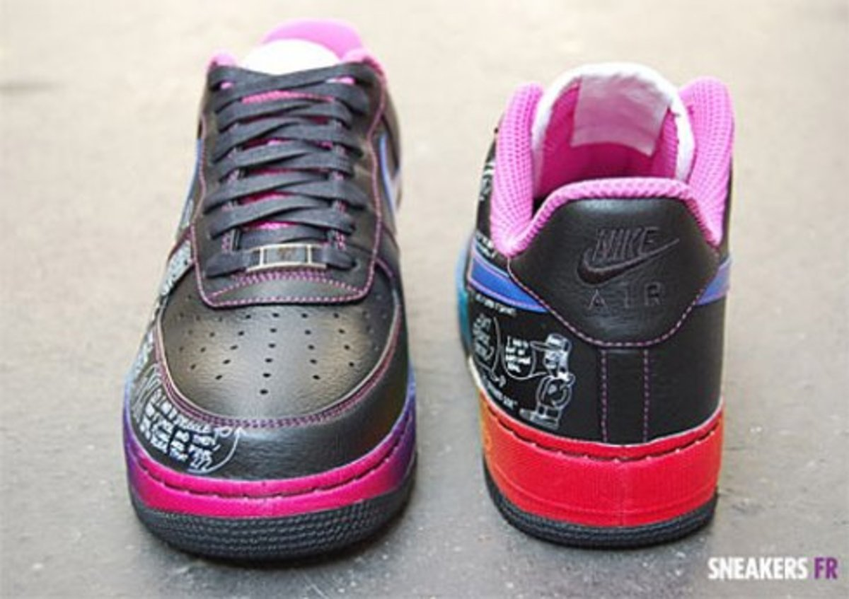 Nike x Busy P - Air Force 1 - Influencer Pack - 3