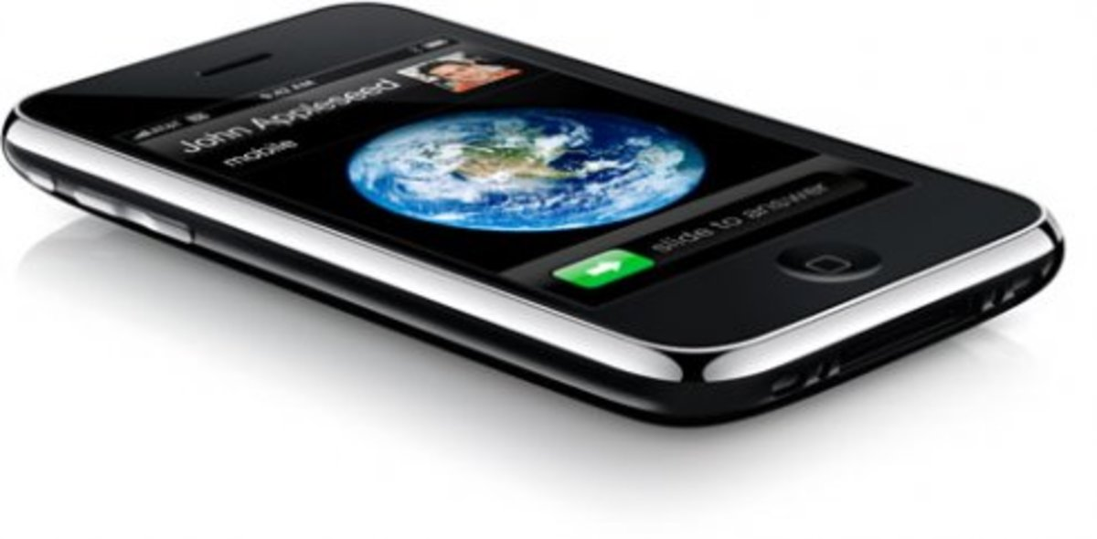 Apple - iPhone 3G - 0