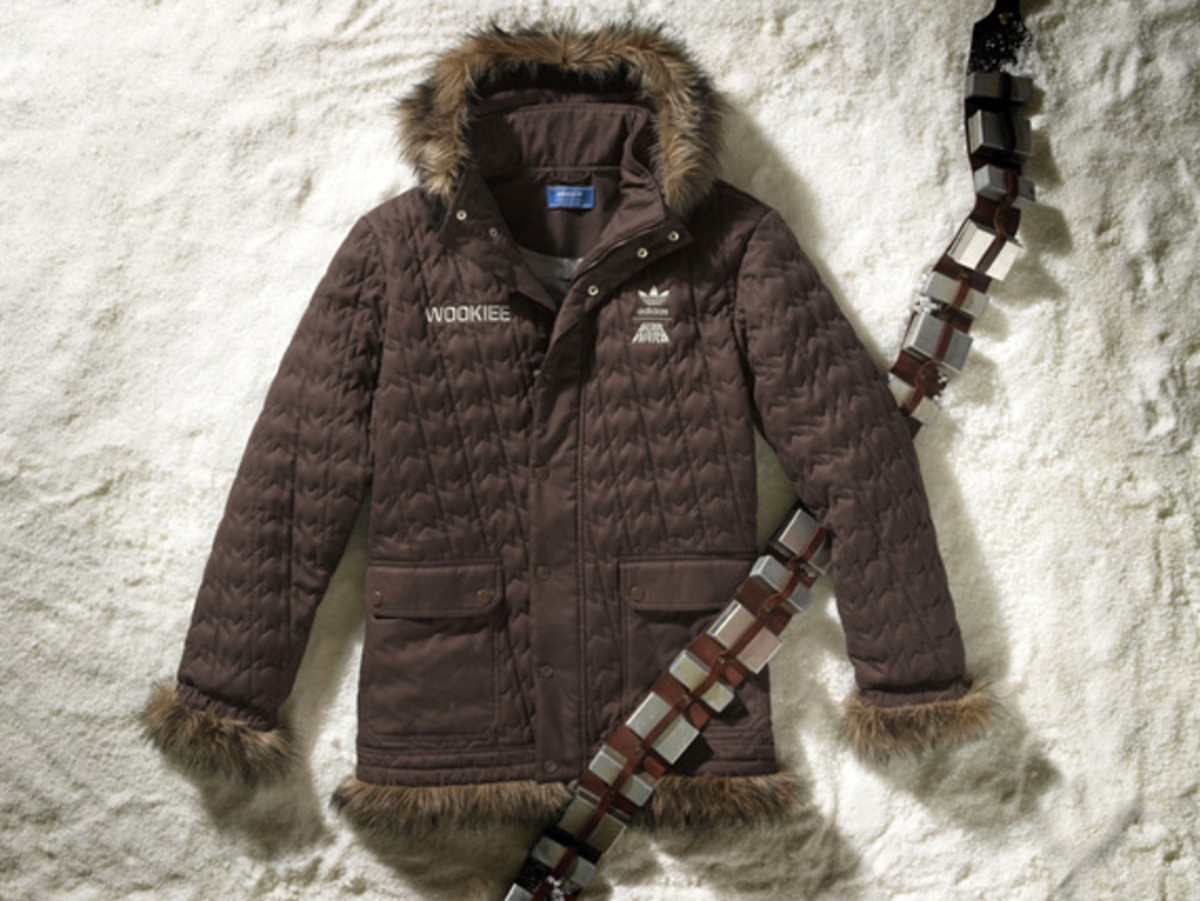 Star Wars X Adidas Originals Fall Winter 2010 Quot Wookie