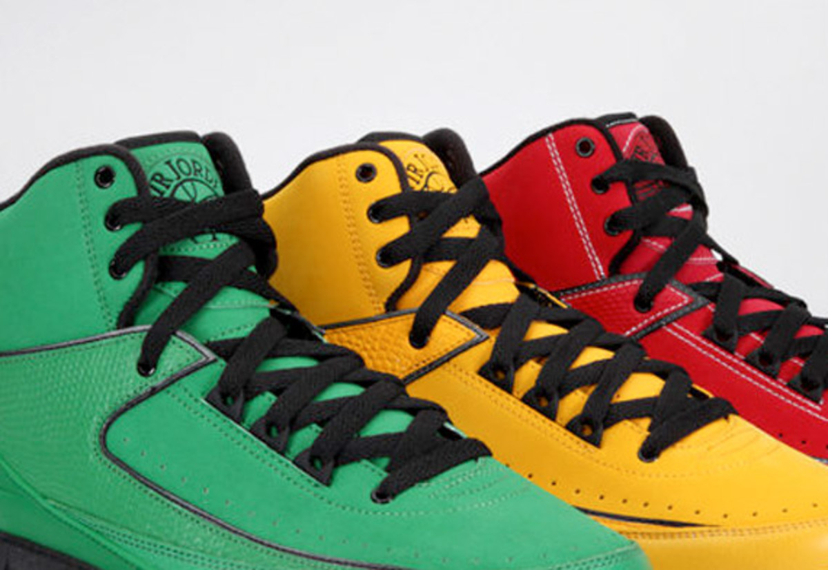 sneakers for cheap e9dc3 a71fc Air Jordan II (2) Retro - Candy Pack | Preview - Freshness Mag