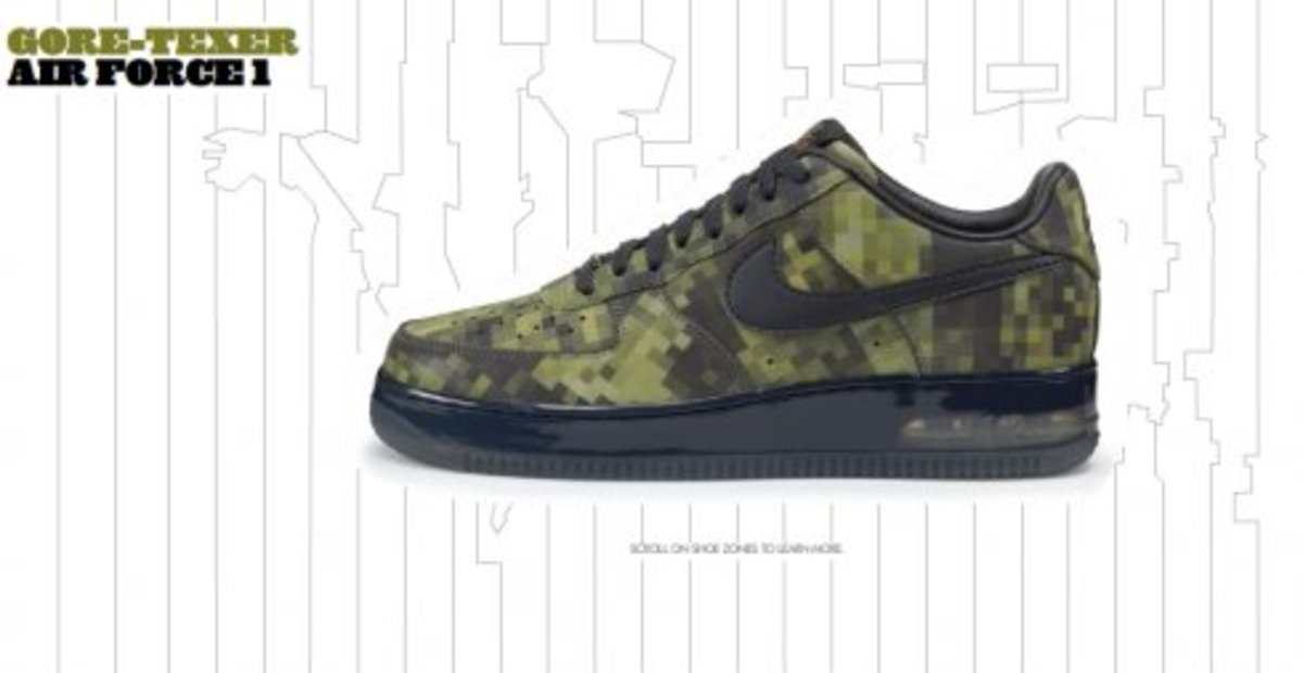 Nike 1World - Air Force 1 Influencer Pack - 3