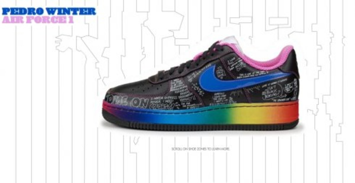 Nike 1World - Air Force 1 Influencer Pack - 2