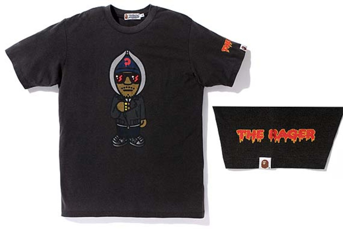 e80545c98 BAPE - Limited Edition Kid Cudi Rager T-Shirt | Release Information ...