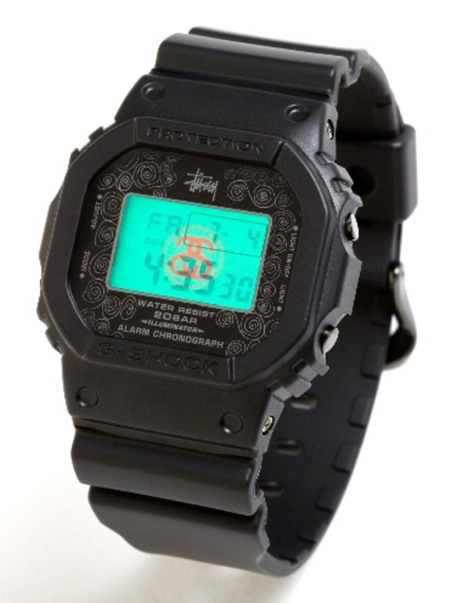 Stussy x Casio G-Shock - 25th Anniversary Watch (Update) - 0