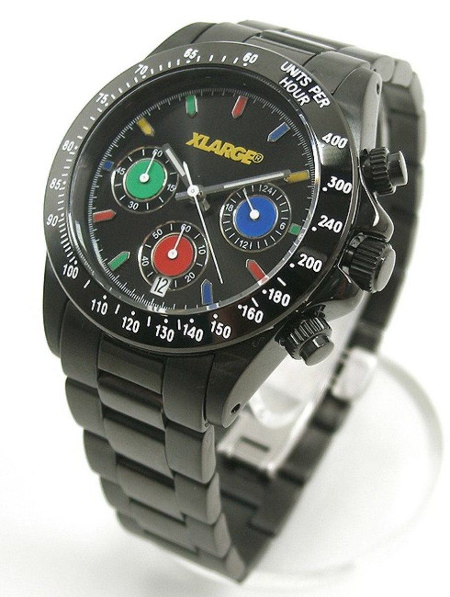 XLARGE - Carnival Chronograph Watch