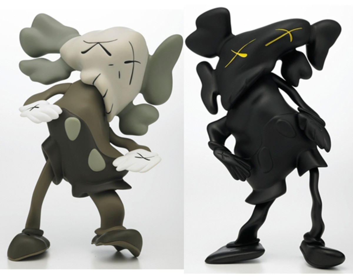 KAWS COMPANION Robert Lazzarini Version summary