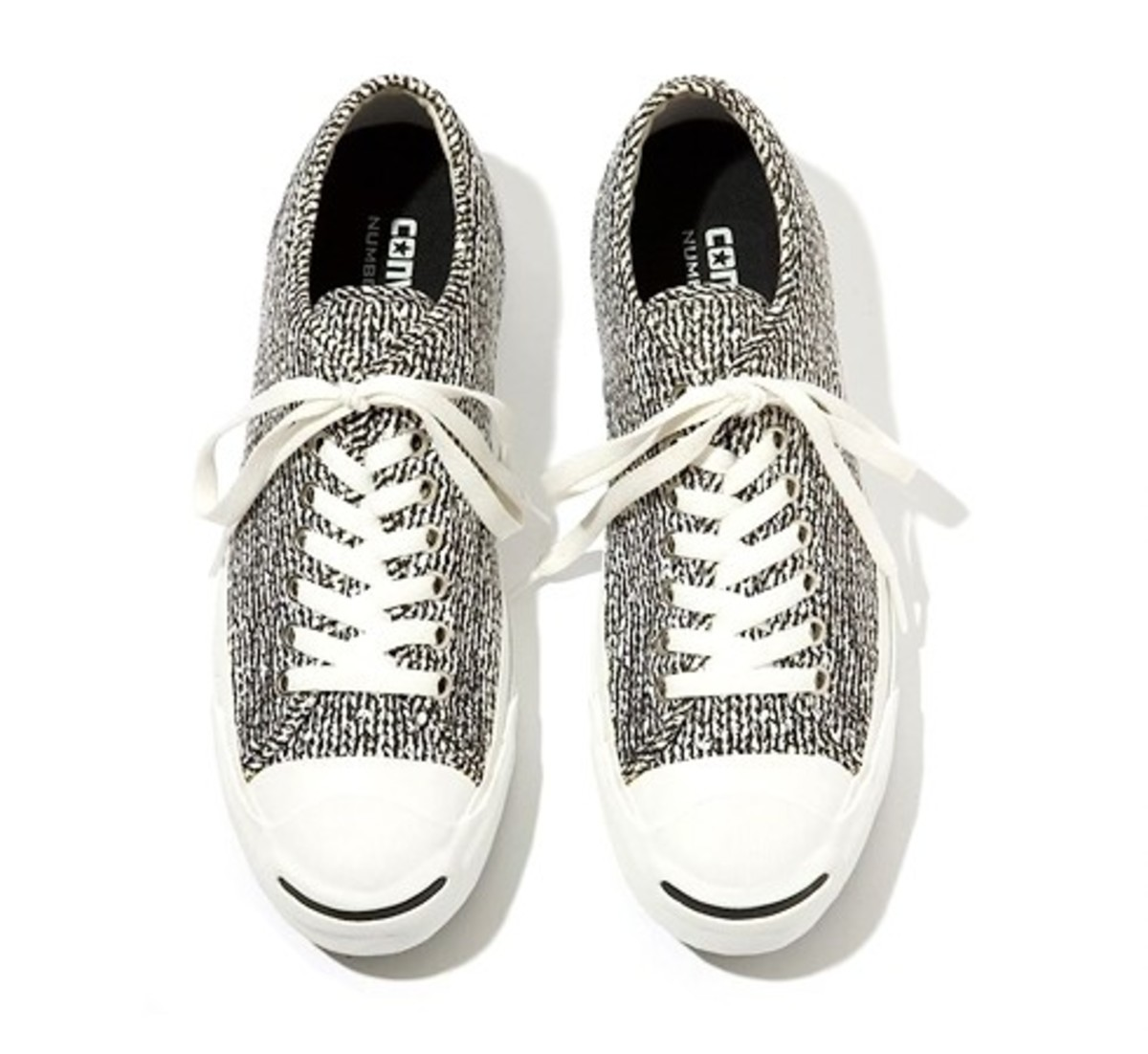 Converse Jack Purcell x NUMBER (N)INE - 0