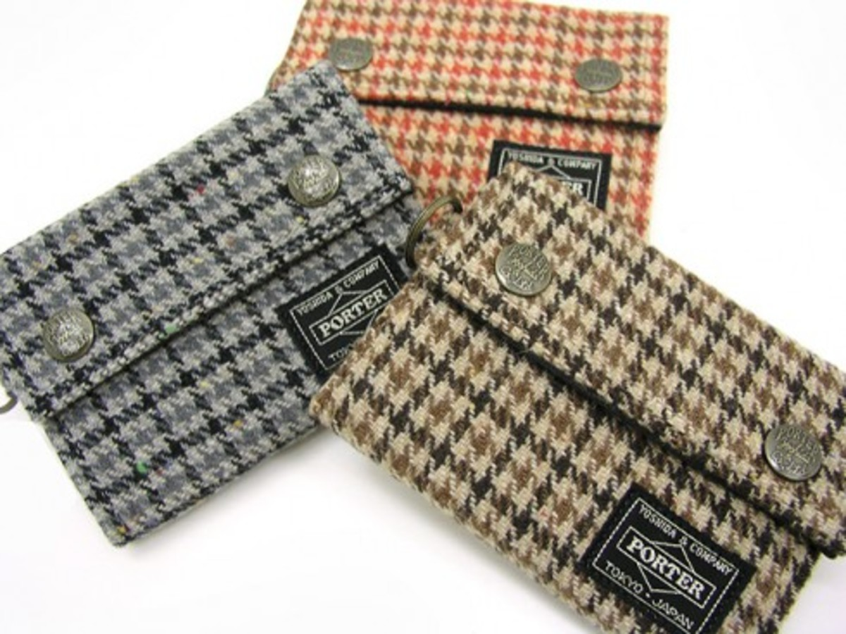 PORTER x Essential Designs - Houndstooth Collection - 3