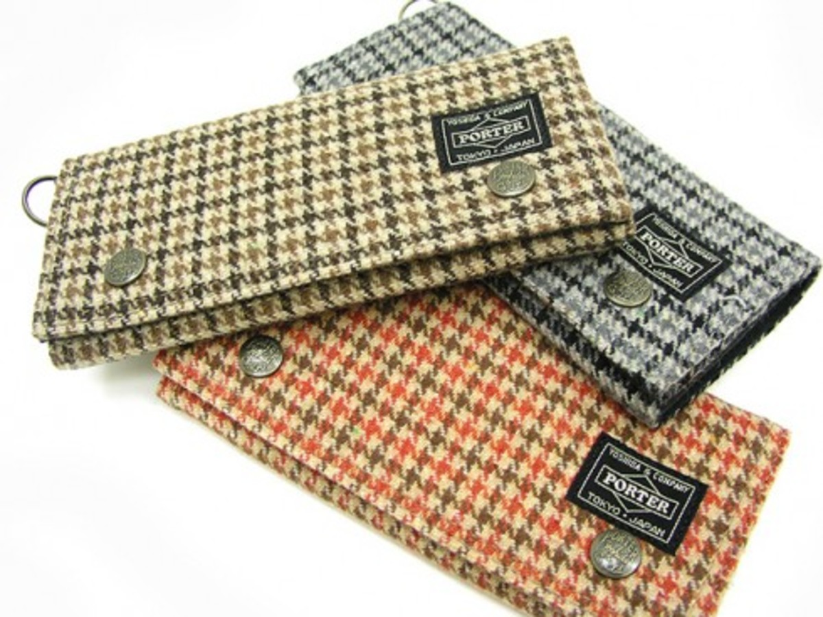 PORTER x Essential Designs - Houndstooth Collection - 1