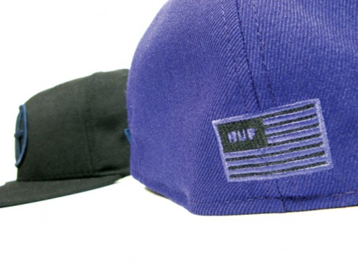 HUF - Fall 2008 Collection - Preview