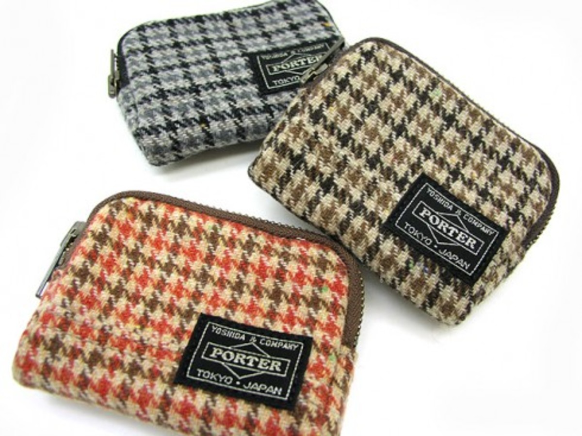 PORTER x Essential Designs - Houndstooth Collection - 0