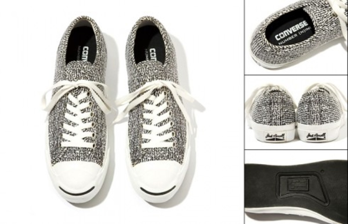 Converse Jack Purcell x NUMBER (N)INE - 1