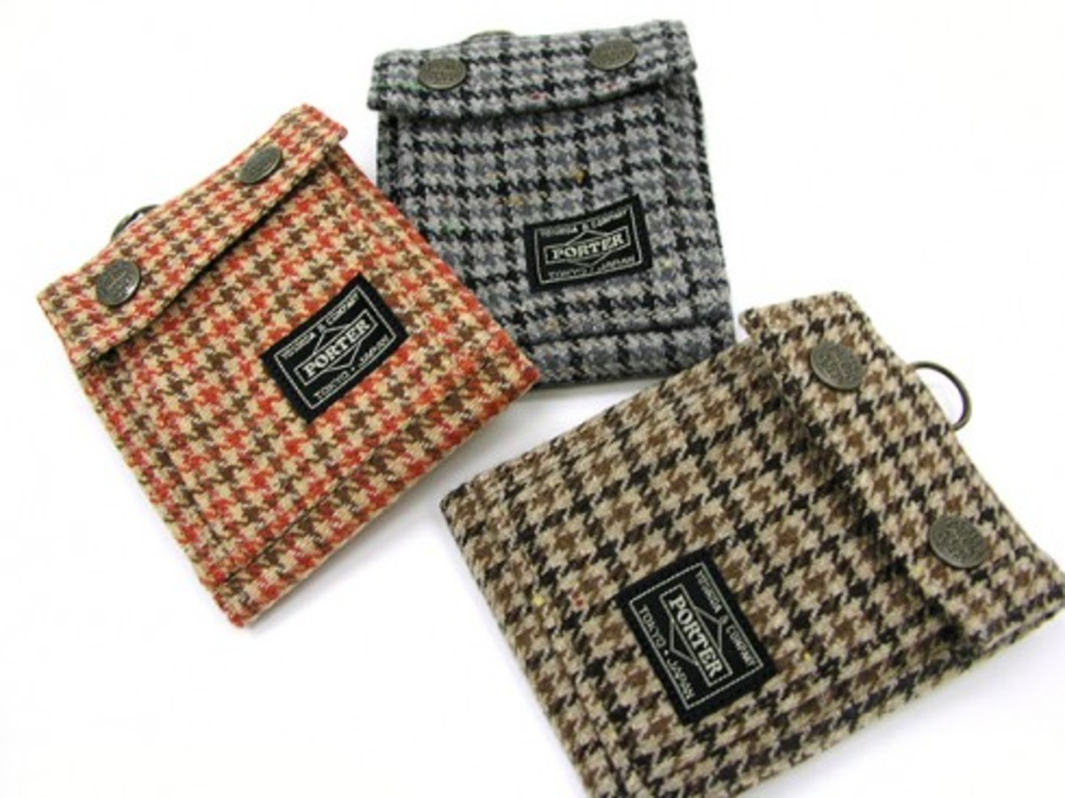 PORTER x Essential Designs - Houndstooth Collection - 2
