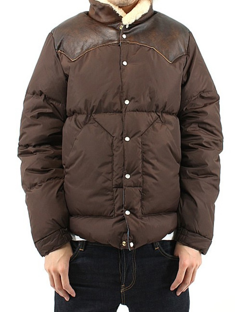 Rocky Mountain Featherbed Co. x BEAMS - Christy Down Jacket SP