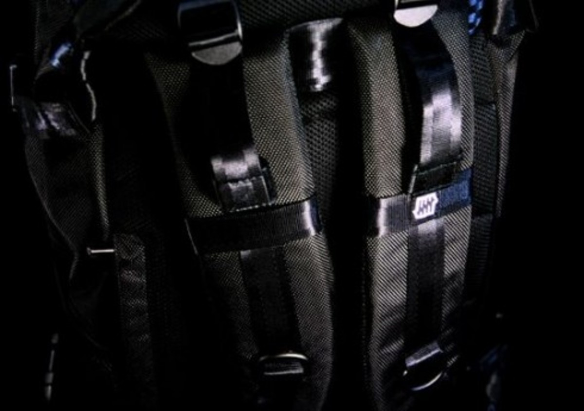 UNDFTD - Fall 2008 Collection - Cordura Backpack - 1