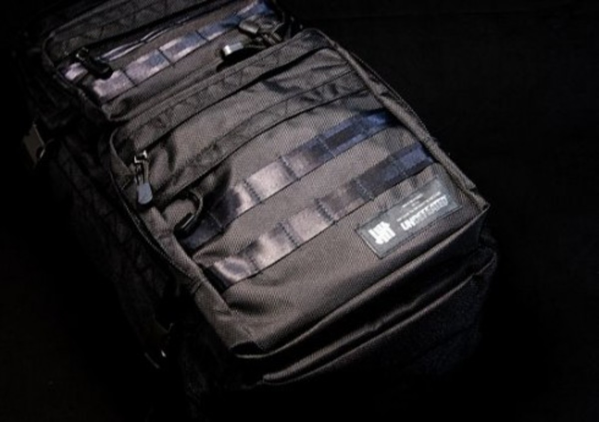 UNDFTD - Fall 2008 Collection - Cordura Backpack - 0