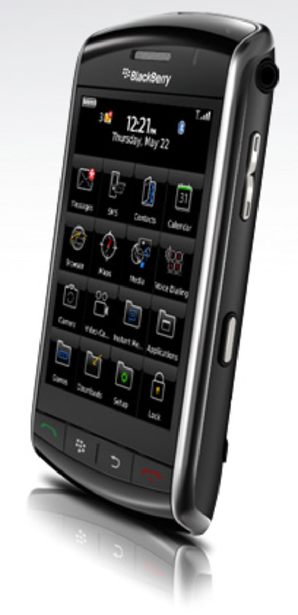 RIM Blackberry Storm - 1