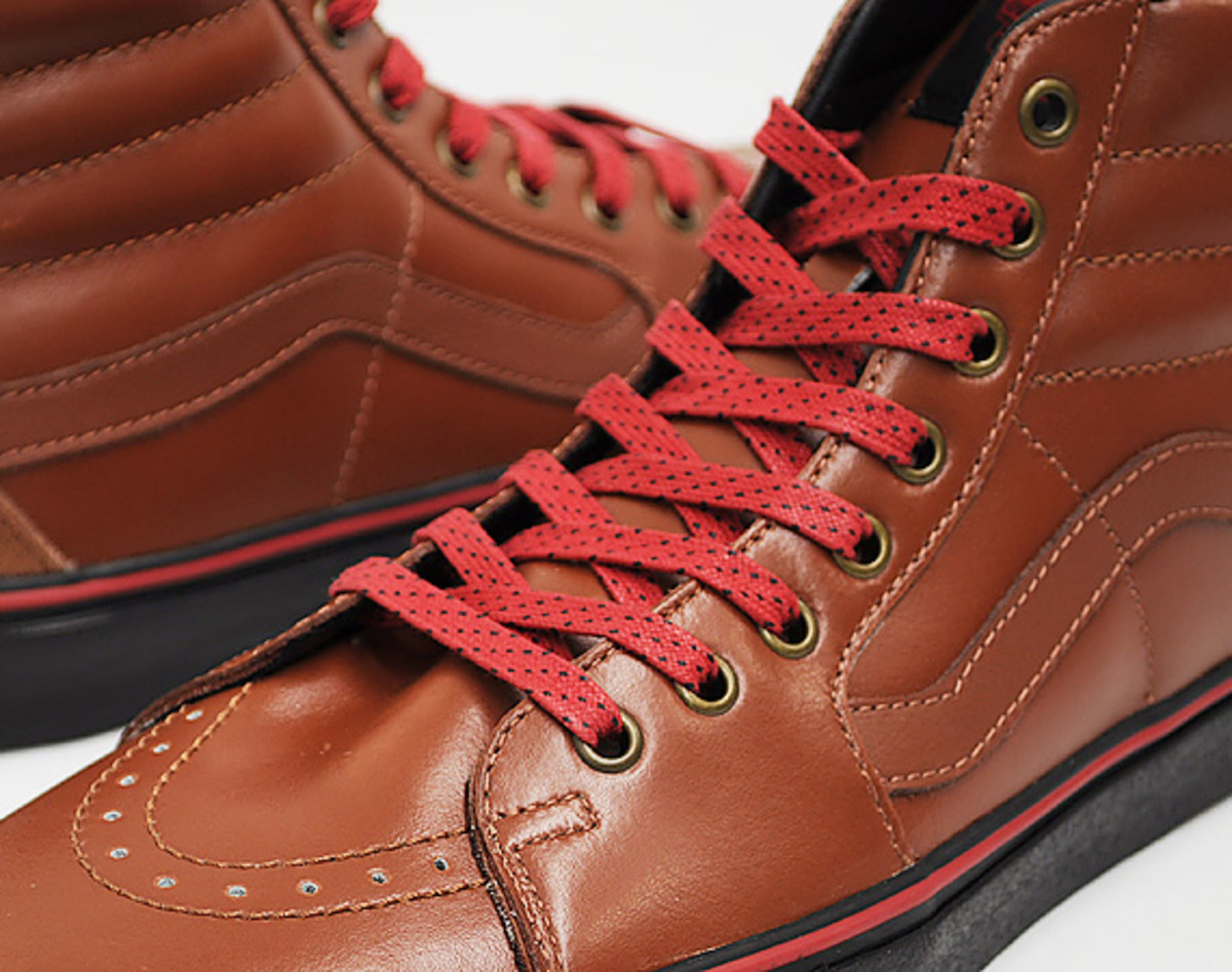 c9ac993752 One of the best and longest selling footwear from VANS is back for Fall  2011 season. Introducing the latest addition to the Sk8-Hi family
