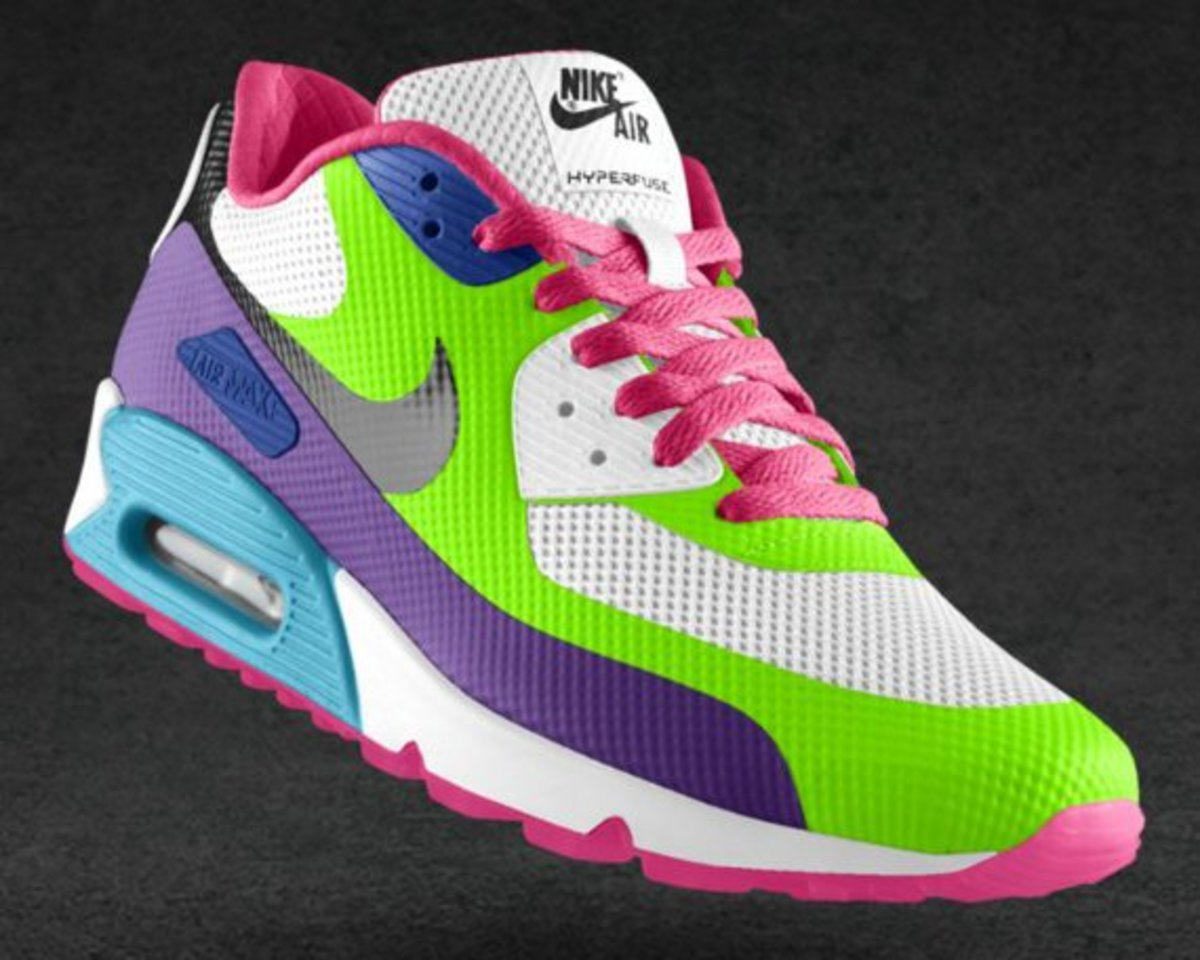NIKEiD Air Max 90 Hyperfuse Design Options | Available Now - 0