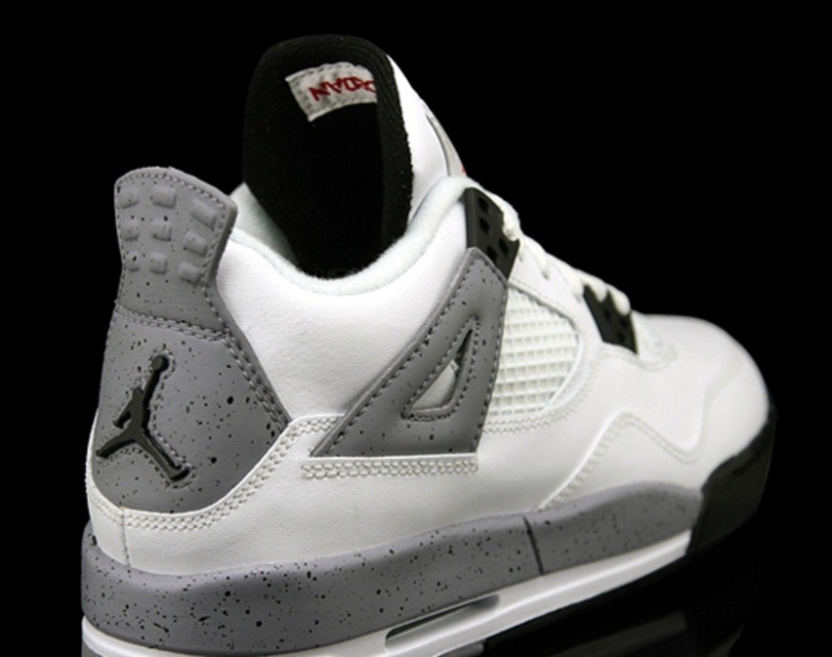 ed977050663e Consider these images of the Air Jordan IV GS -- and it bears repeating
