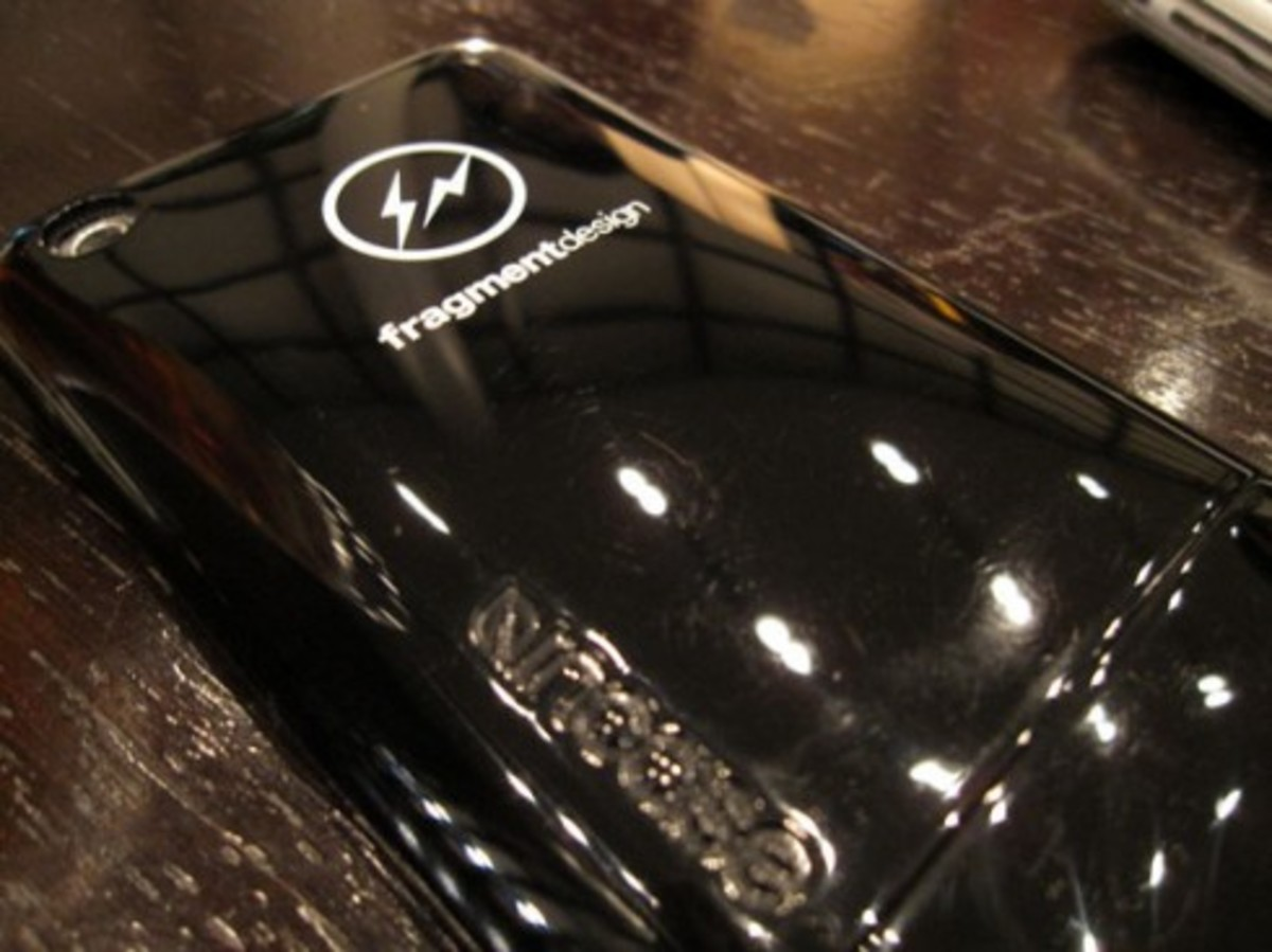 fragment design x Incase - iPhone Case - 0