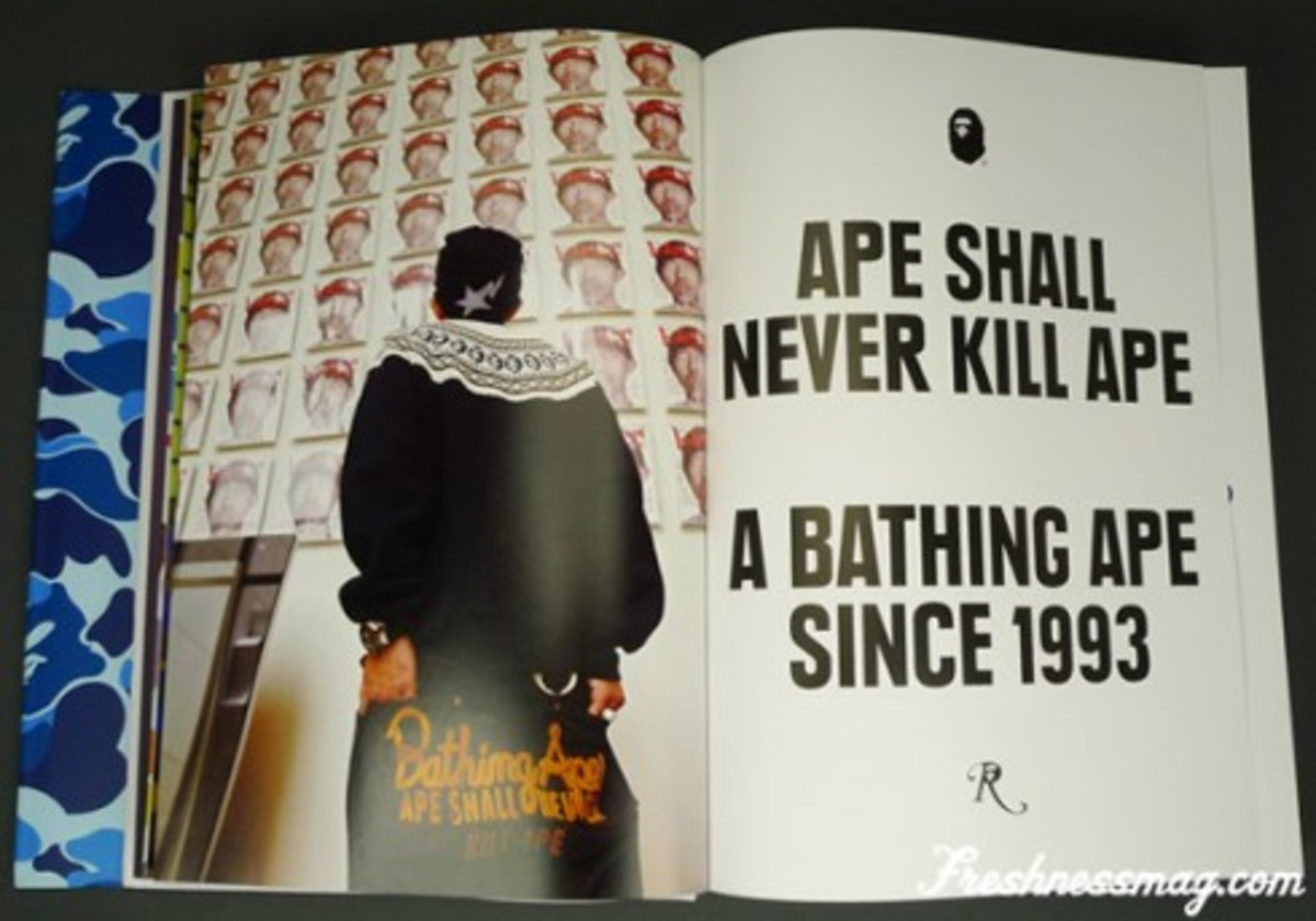 A Bathing Ape (BAPE)  Book - 3