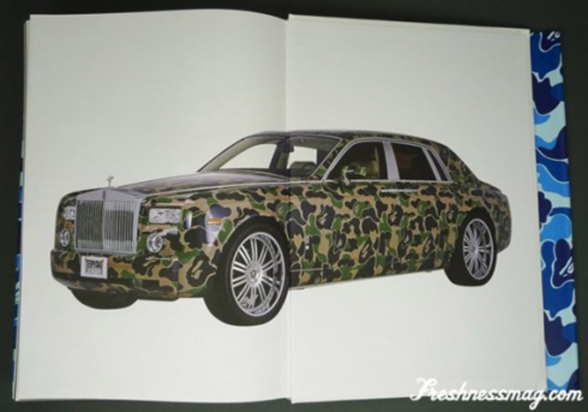 A Bathing Ape (BAPE)  Book - 14