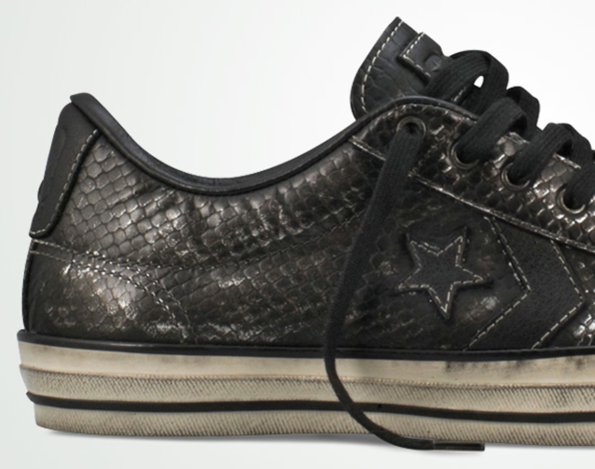 b77b3972bb The partnership between American fashion designer John Varvatos and CONVERSE  has flourished for a decade now, the two names first getting together in  2001.