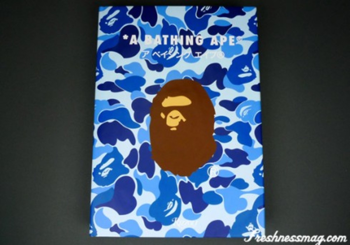 A Bathing Ape (BAPE)  Book - 0