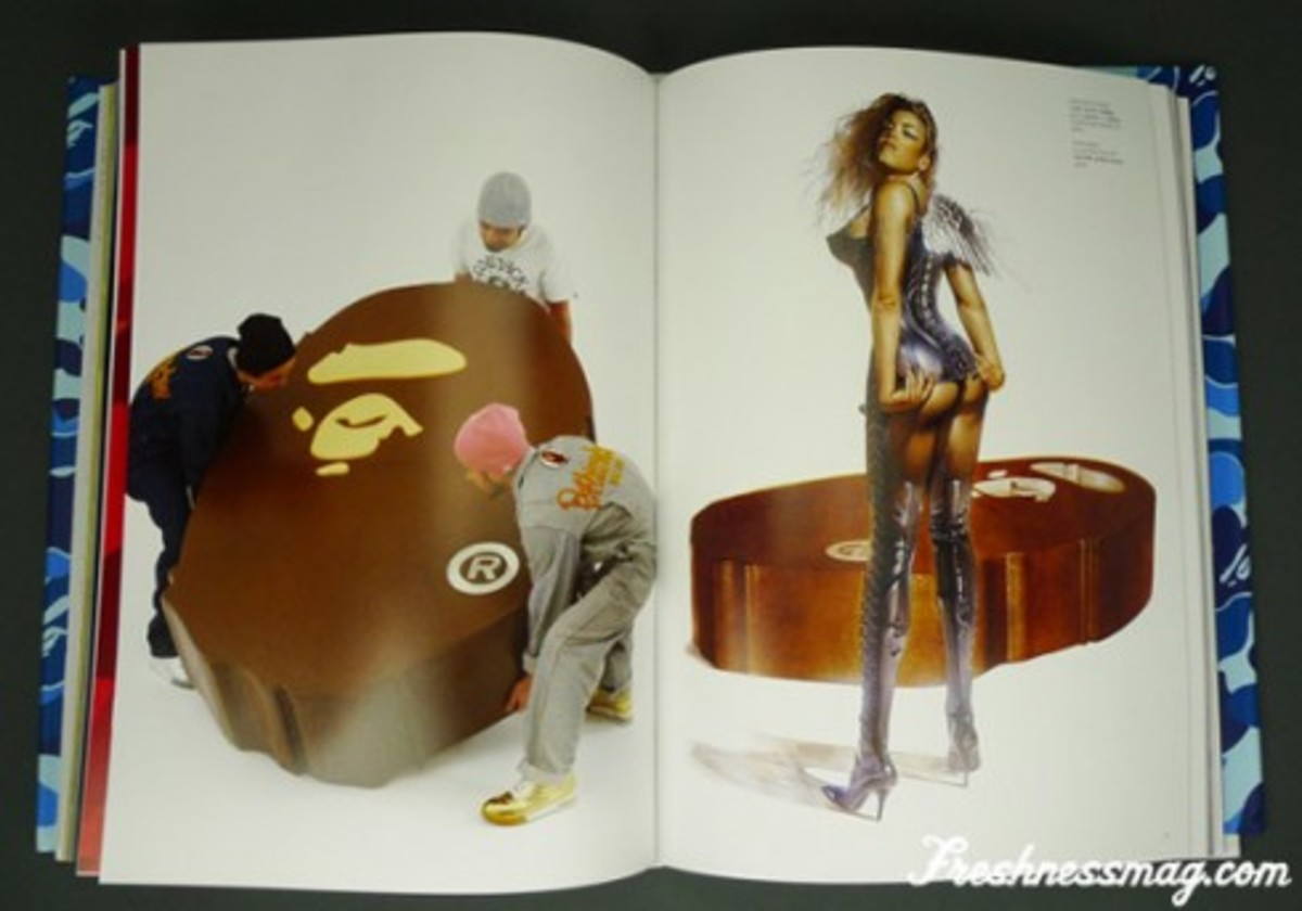 A Bathing Ape (BAPE)  Book - 7