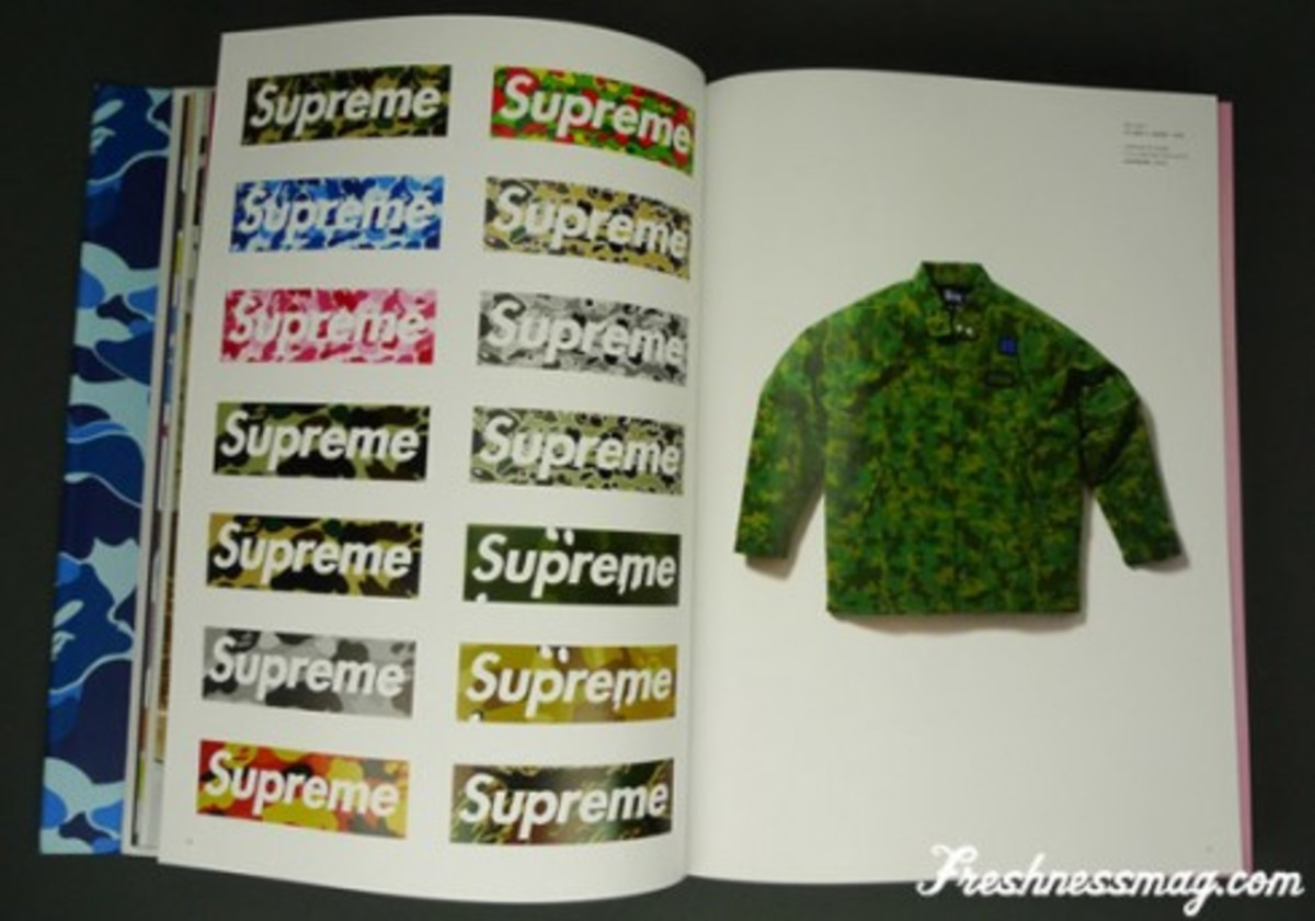 A Bathing Ape (BAPE)  Book - 5