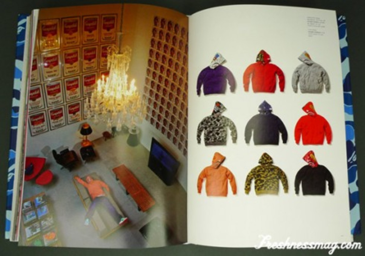 A Bathing Ape (BAPE)  Book - 12