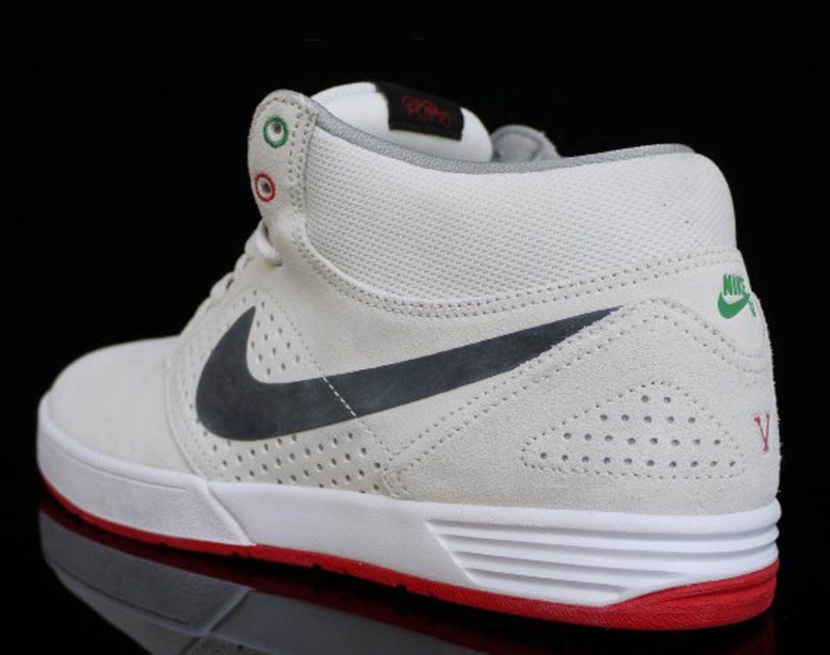 the latest 696d5 754d0 Since the first iteration of his signature series for Nike SB, Paul  Rodriguez has always had a shoe inspired by the Cinco de Mayo holiday, and  2012 is ...