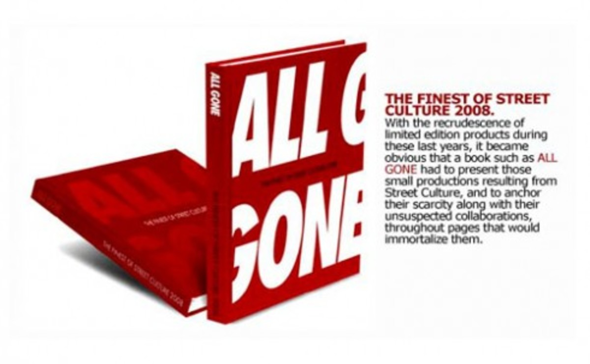 All Gone - The Finest of Street Culture 2008