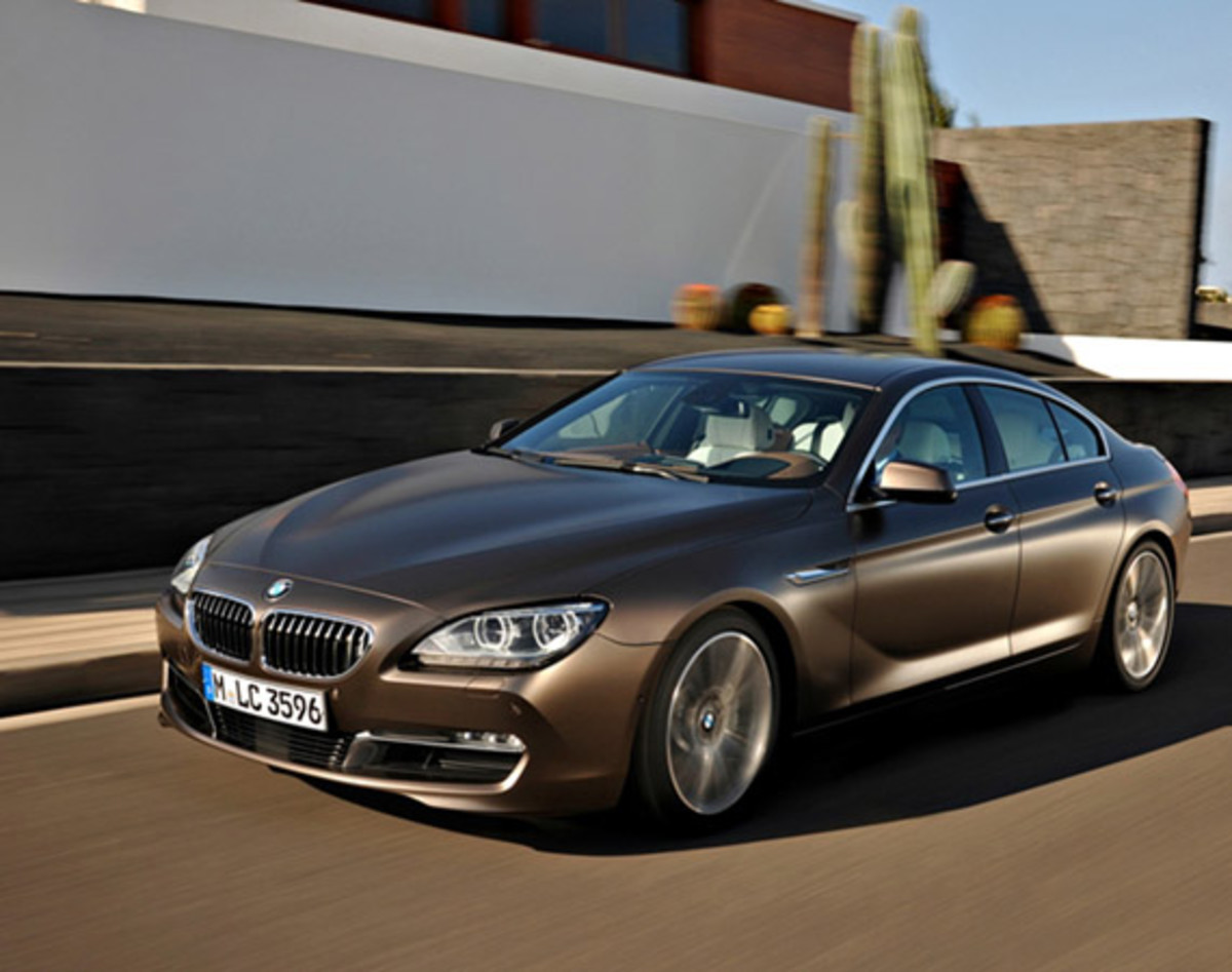 2013 BMW 6 Series Gran Coupe - Freshness Mag