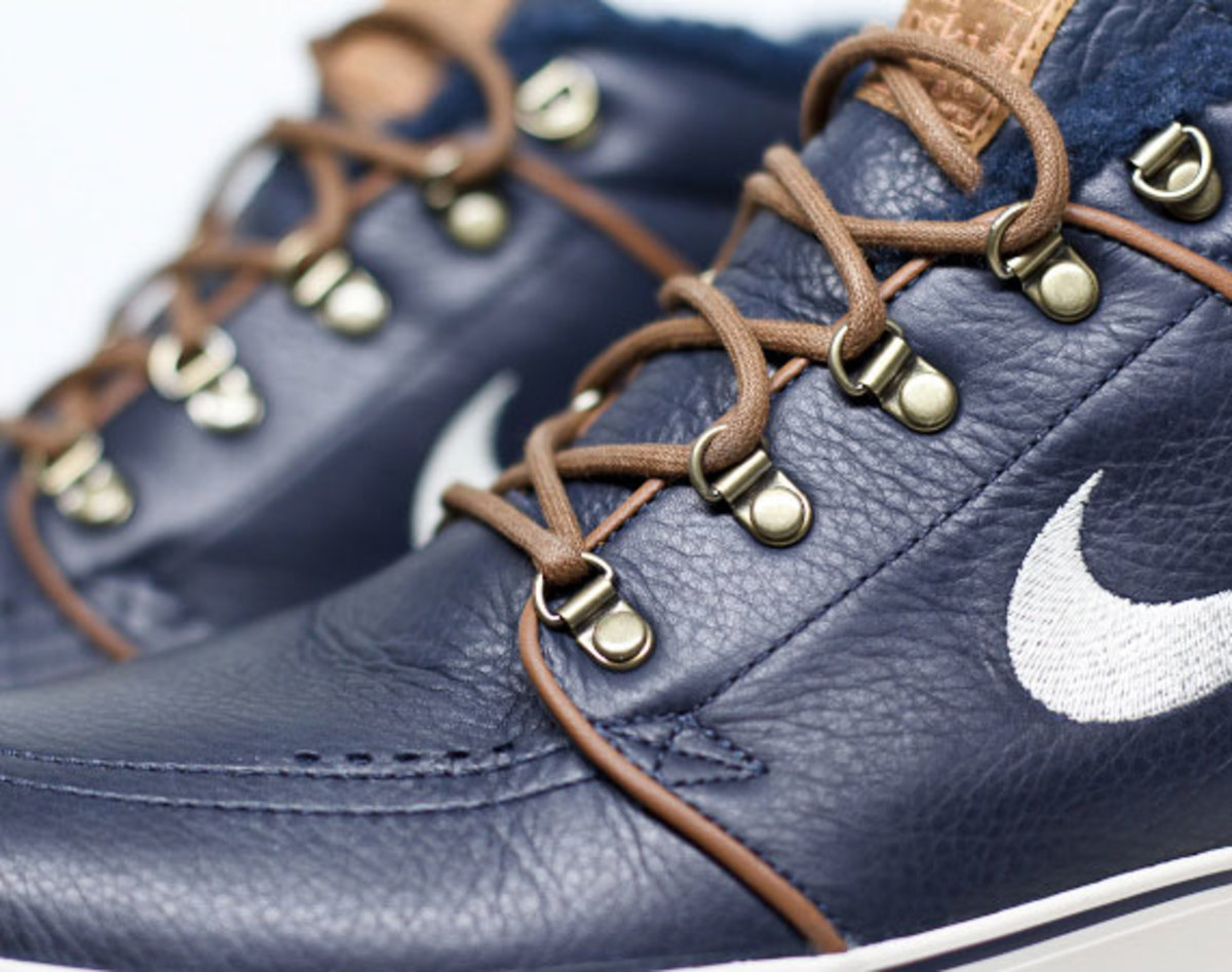 fb801375a2 An awkward metaphor, perhaps, but the Nike SB Janoski is a sneaker that  wears its influence on its sleeve. Its unmistakable topsider detailing made  the shoe ...