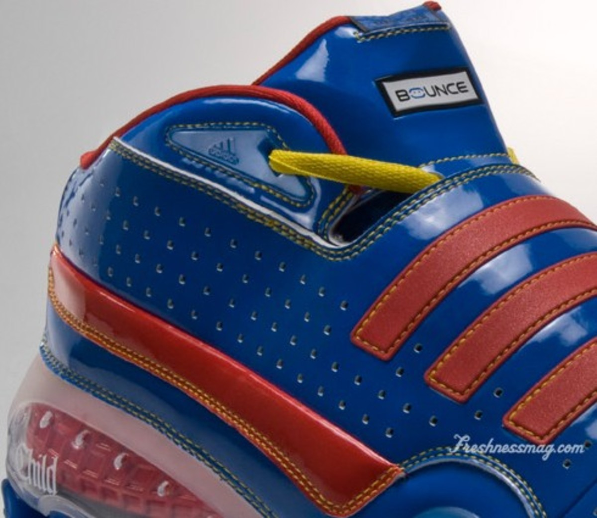 adidas - TS Bounce Commander - Dwright Howard Superman Edition | 2009 Slam Dunk Contest
