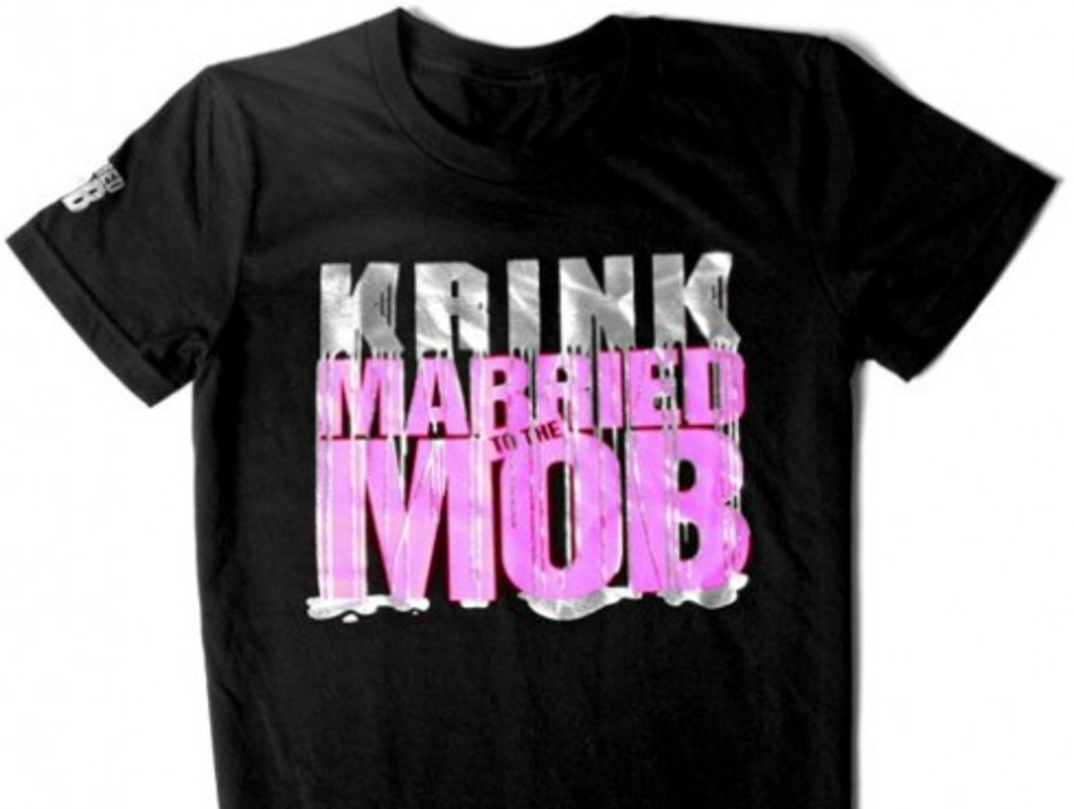 Married to the MOB x KRINK T-Shirt + Marker
