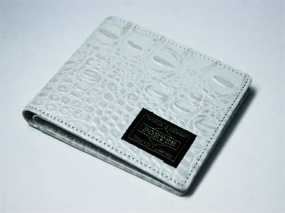 HEAD PORTER - White Croco Collection - 1