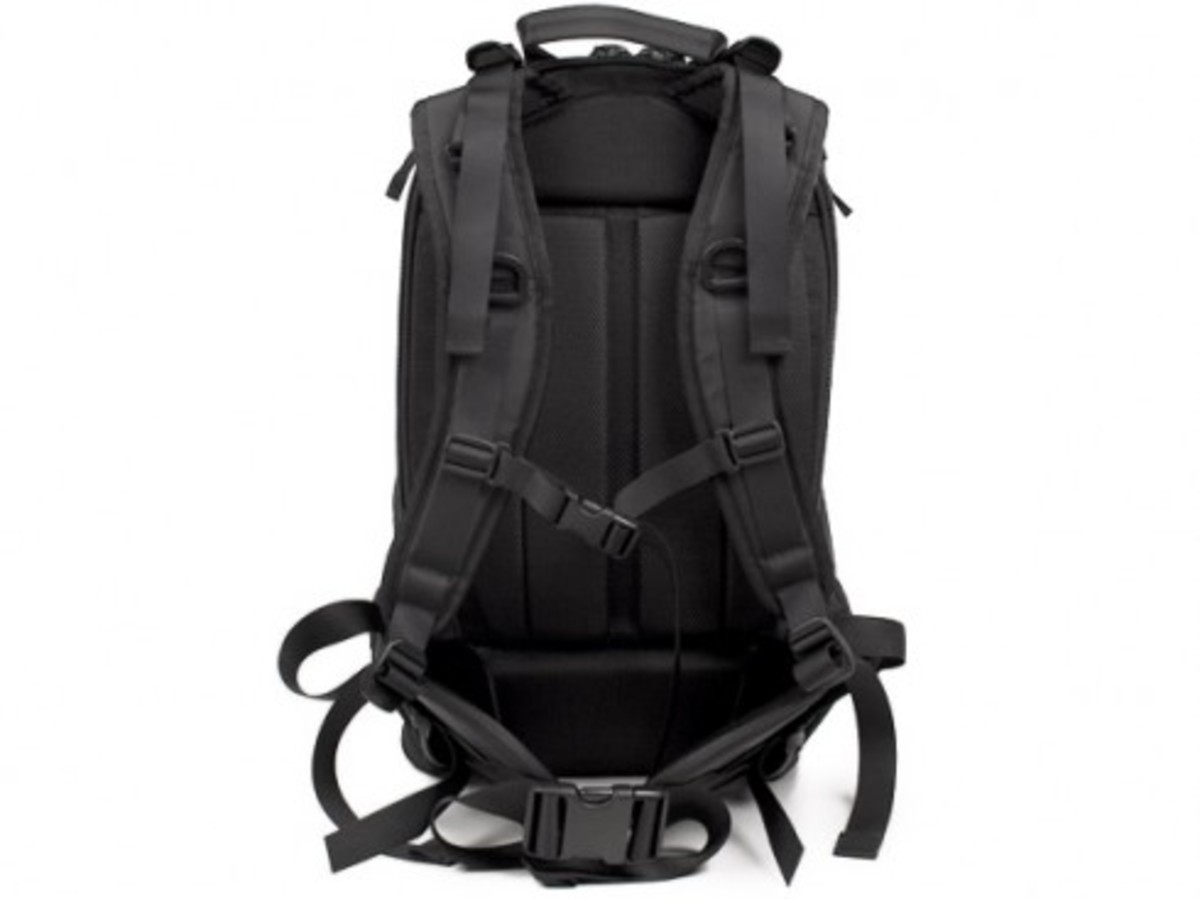 HEAD PORTER - Black Beauty - Rucksack + Waist Bag - 1