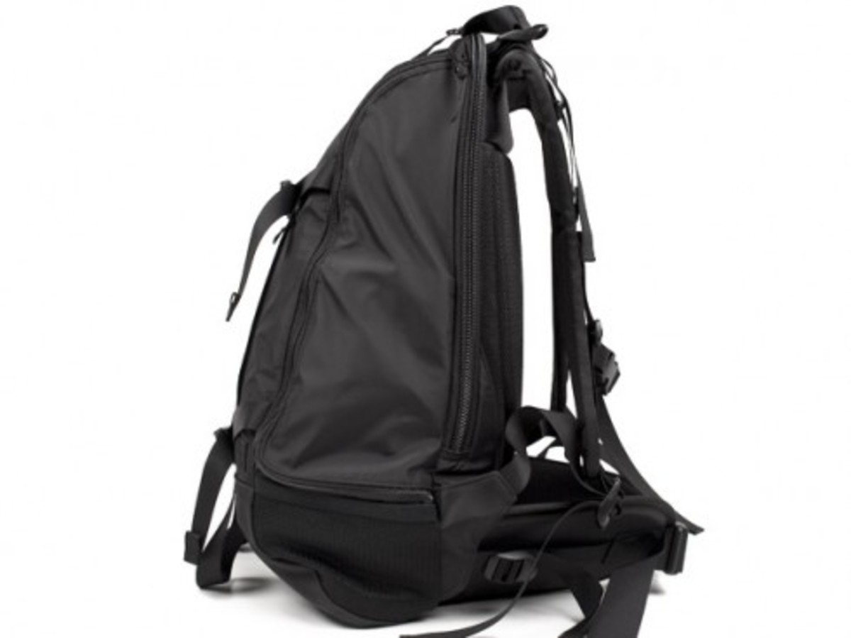 HEAD PORTER - Black Beauty - Rucksack + Waist Bag - 2