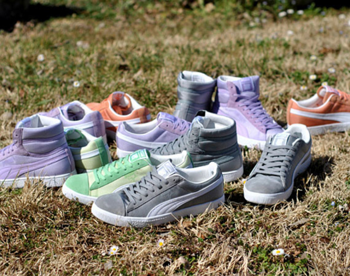 UNDFTD x PUMA Ballistic Collection - Freshness Mag 2d2ec0c7e9