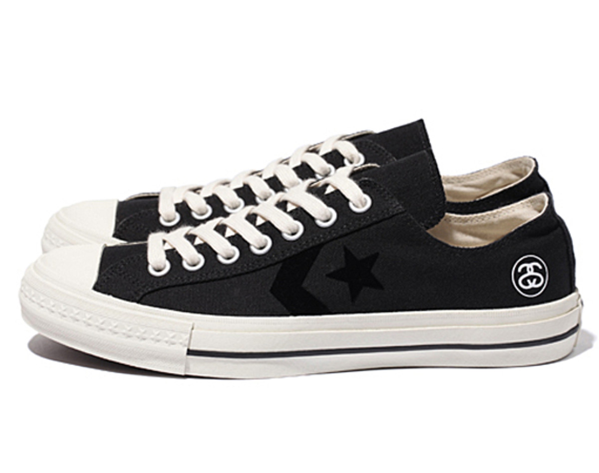 5b5f6a3dcc01 Stussy Deluxe x CONVERSE CX-Pro Ox - Summer 2012 - Freshness Mag